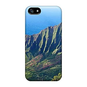 Defender Case For Iphone 5/5s, Kalalau Valley 11500 Pattern
