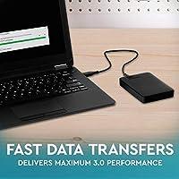 WD Elements - Disco duro externo portátil de 1 TB con USB 3.0 ...