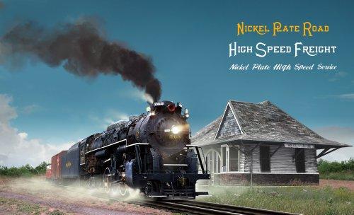 Trainz DLC: Nickel Plate High Speed Freight Set [Online Game Code]