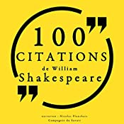 100 citations de William Shakespeare | William Shakespeare
