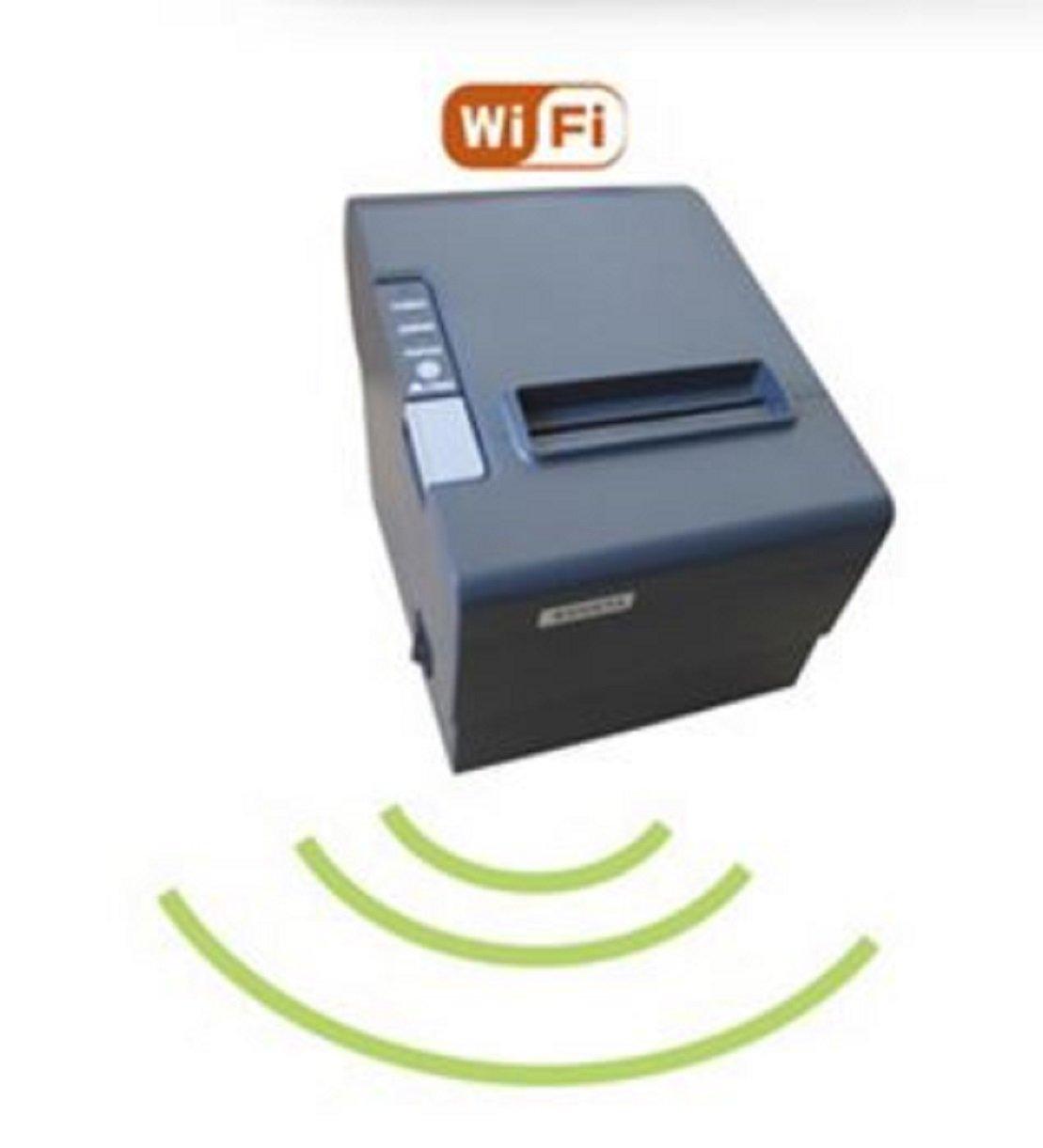 Hubrox Thermal Receipt Printer HB80 3''(80mm) USB-WiFi-Serial 250mm/s Hubrox Technology Inc. HBP80W