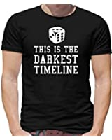 This Is The Darkest Timeline - Mens T-Shirt - 10 Colours