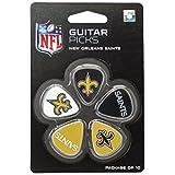 NFL Guitar Pick (10-Pack), 1-Inch x 1-3/16-Inch