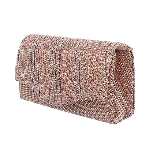 Antique Pink Wristlet Pink Ital Design Women's Women's Ital Wristlet Antique Design pqzBn5Pfx