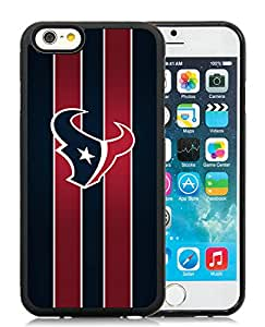 DIY Custom Phone Case For iPhone 6 Houston Texans 10 Black Phone Case For iPhone 6 4.7 Inch Cover Case