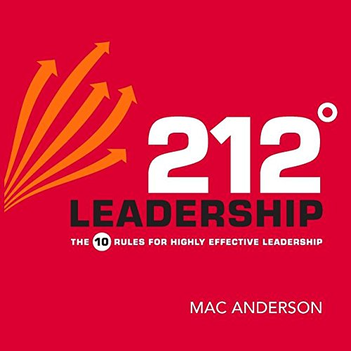 212 Leadership 10 rules to highly effective Leadership