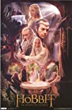The Hobbit: An Unexpected Journey - Rivendell Group Movie Poster