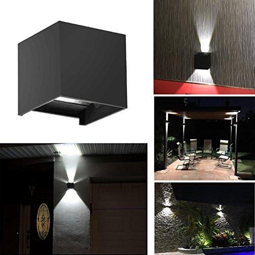 Led Porch Wall Light - 9