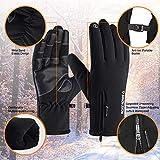 -30℉ Waterproof Winter Gloves for Men Women 10