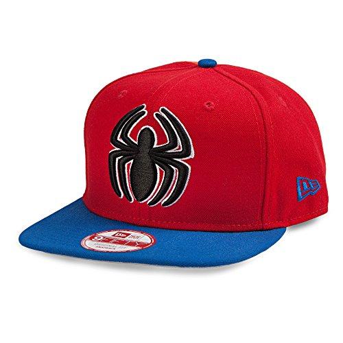 Spider Quarter Gorra Snapback Man Marvel Sub 9Fifty De Béisbol Aqd7xwz