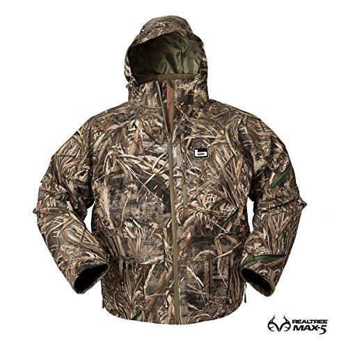 Banded Mens White River Wader Jacket, Natural Gear, Extra