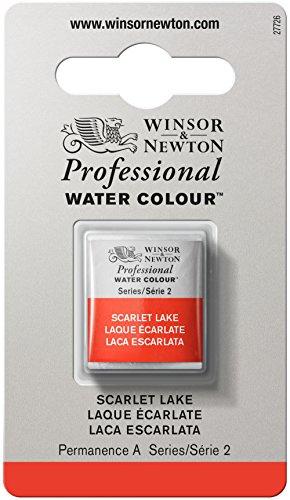 Winsor Newton Professional Water Scarlet