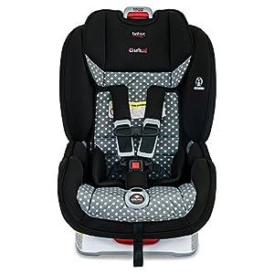 Britax Marathon ClickTight Convertible Car Seat | 1 Layer Impact Protection – Rear & Forward Facing – 5 to 65 Pounds, Ollie