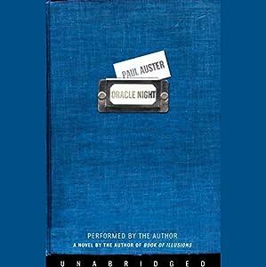 Oracle Night Audiobook