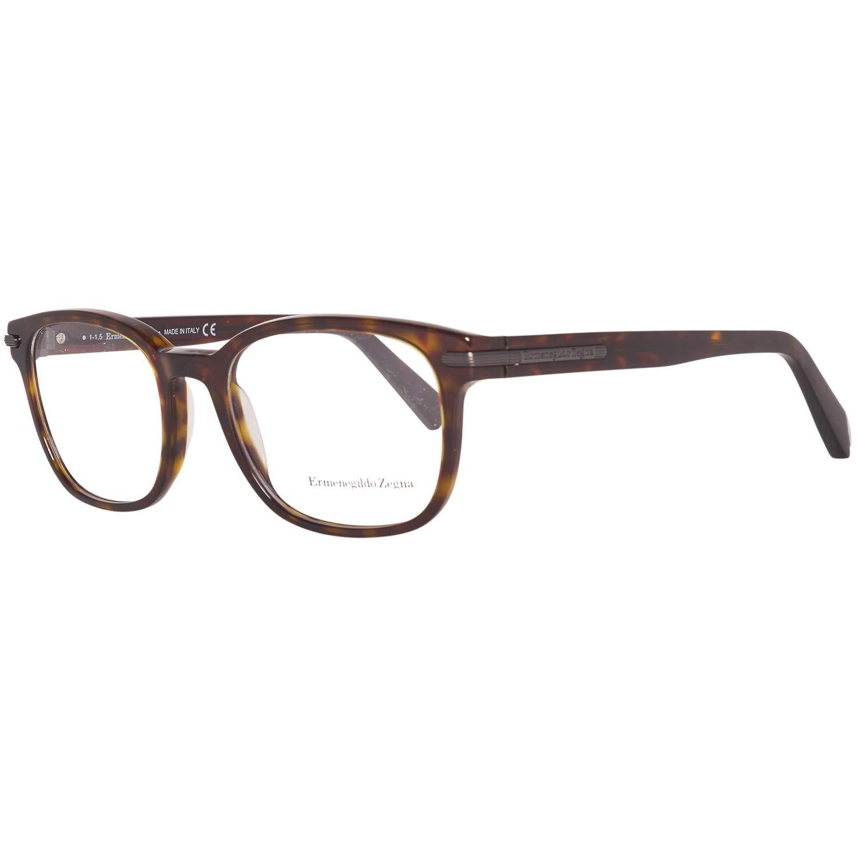 9a894ac89ea7 Amazon.com: ERMENEGILDO ZEGNA Eyeglasses EZ5032 052 Dark Havana 51MM:  Clothing