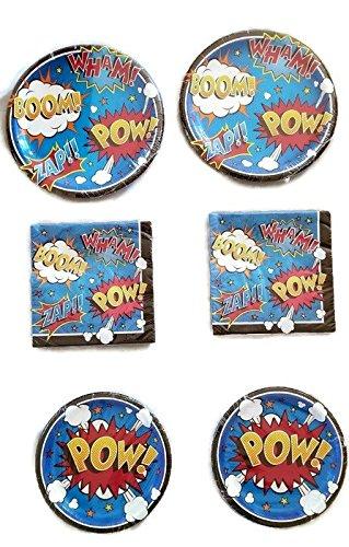 Celebrations Cartoon Slang Superhero Slogans 9