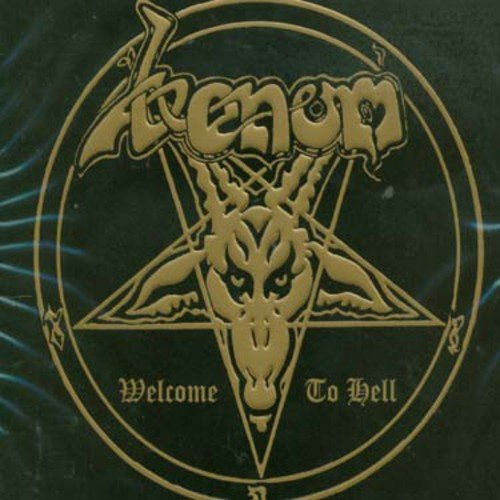 CD : Venom - Welcome To Hell 2 (CD)