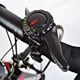 Akonza-Bicycle-Cycling-Magnetic-Trainer-W-7-Levels-Resistance-Exercise-Stand-Black