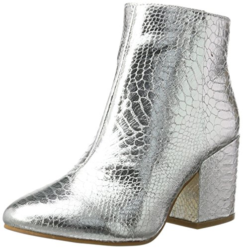PU Femme David 6358 Bottes Metallic Bitton Snake Buffalo 416 SZgC1wqxCO