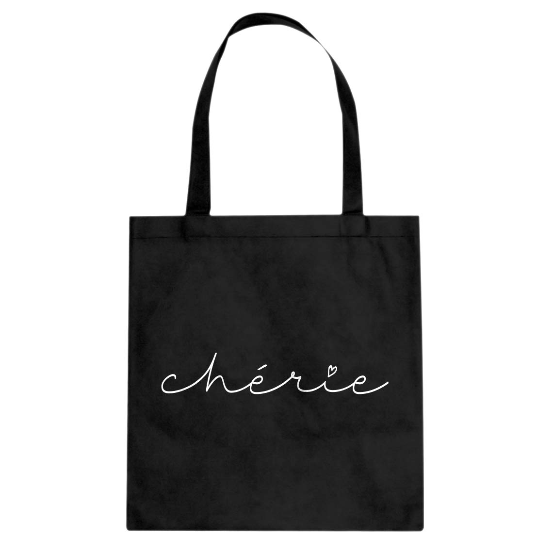 Indica Plateau Cherie Cotton Canvas Tote Bag