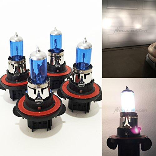Xenon Halogen Headlights - 3