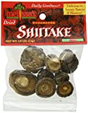 Melissa's Dried Shiitake Mushrooms, 0.5-Ounce Bags (Pack of 12)