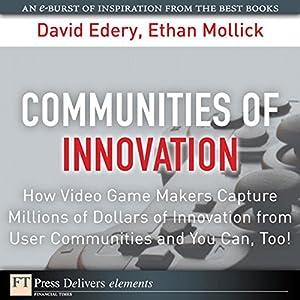 Communities of Innovation Audiobook