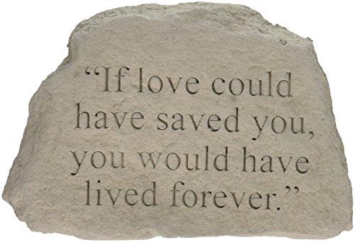Design Toscano Live Forever Cast Stone Pet Memorial Statue