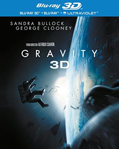 Gravity [Blu-ray 3D + Blu-ray] [2013] [Region Free]