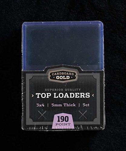 1x 5ct CBG 190 pt 5mm Cardboard Gold 3