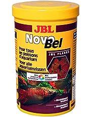 Ração Para Peixes Jbl Novobel 100ml 18g Jbl Para Peixes