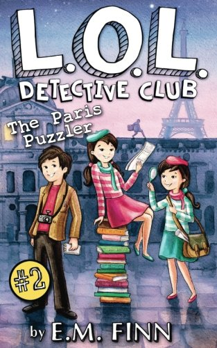 Download The Paris Puzzler (LOL Detective Club) (Volume 2) pdf