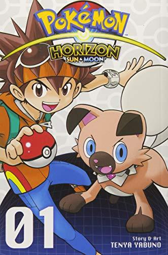 (Pokémon Horizon: Sun & Moon, Vol. 1 (Pokemon))