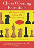 Chess Opening Essentials - The Ideas and Planning Behind all Chess Openings, Stefan Djuric and Dimitry Komarov, 9056912038