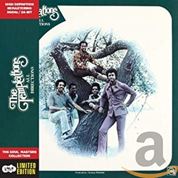 All Directions - Cardboard Sleeve - High-Definition CD Deluxe Vinyl Replica