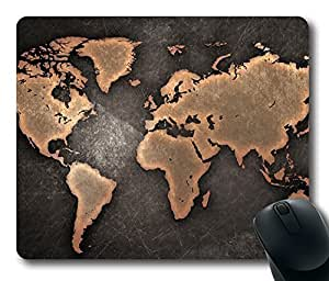 Design Mouse Pad Desktop Laptop Mousepads Abstract World 2 Comfortable Office Mouse Pad Mat Cute Gaming Mouse Pad