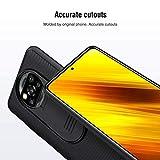 for Xiaomi Poco X3 NFC Case, Nilkkin CamShield Pro