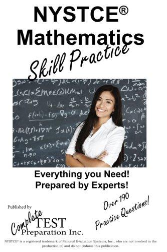 NYSTCE Mathematics Skill Practice