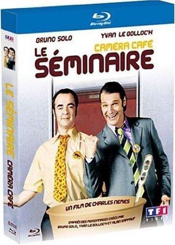 Le Séminaire (Caméra café) [Francia] [Blu-ray]: Amazon.es: Bruno ...