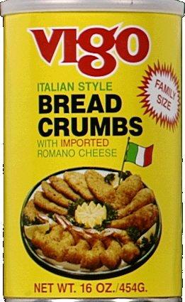 Vigo, Breadcrumb Italian, 16 OZ (Pack of 12)