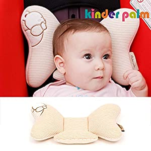 Head and Neck Support Baby Pillow s line Bear
