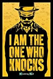 "Pyramid International Maxi poster ""I Am The One Who Knocks Breaking Bad"", Multicolore, 61 x 91.5 x 1.3 cm"