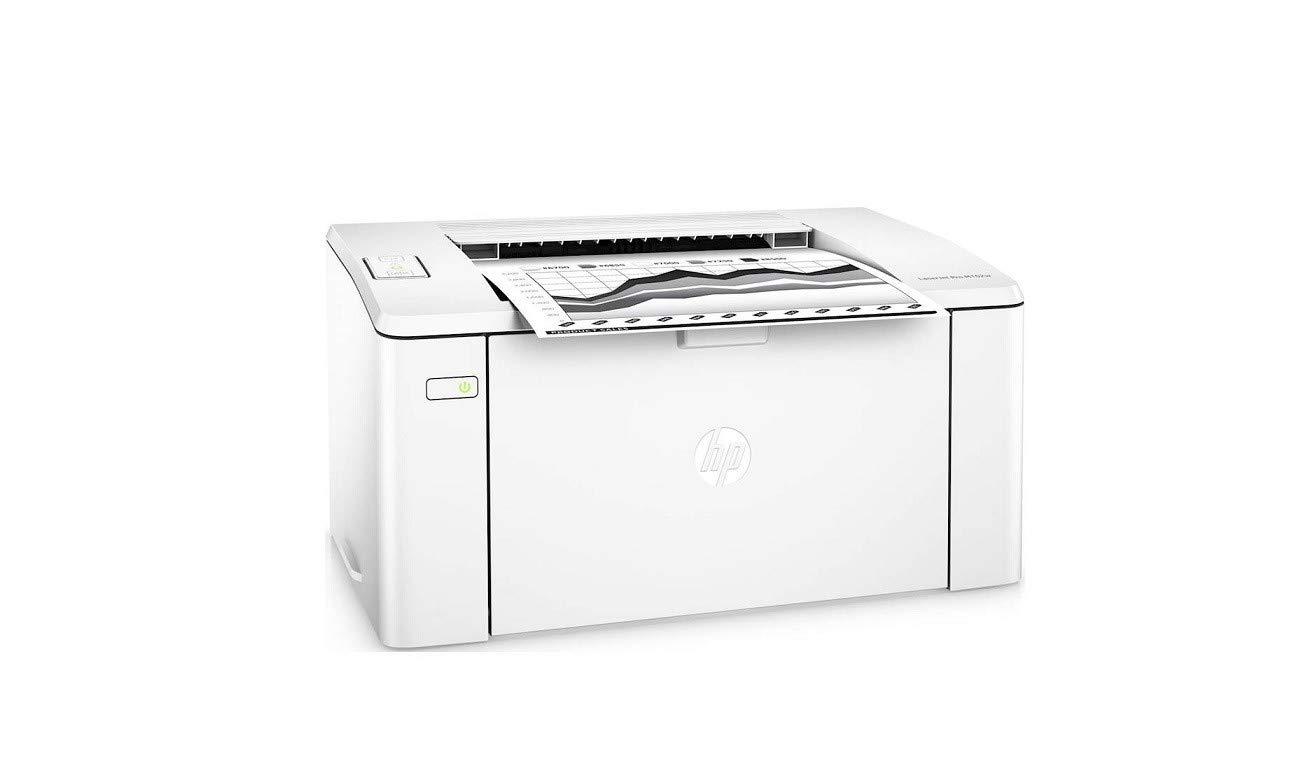 HP 4852501 Laserjet Pro M102W, Mono, Printer (Renewed) by HP