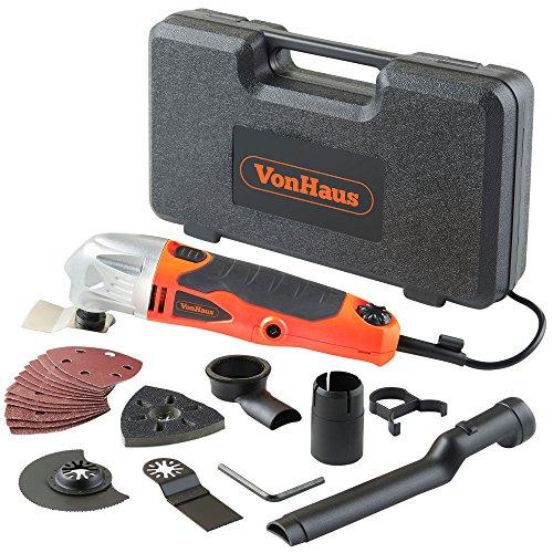 VonHaus Oscillating 15 Accessories Extraction product image