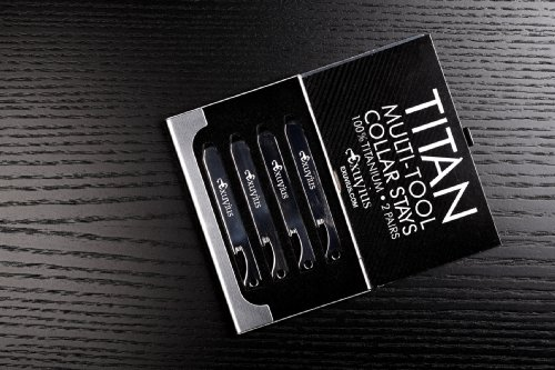 Titan Multi-Tool Collar Stays x4, Outdoor Stuffs