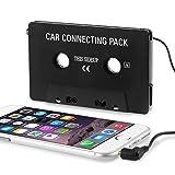 GTMax MP3 Car Audio Tape Cassette Adapter for Sony Walkman 4GB 8GB Video MP3 Player E353 E354 / Walkman 8GB 16GB Video MP3 Player E344 E345 / Walkman 8GB 16GB Video MP3 Player S544 S545 / Walkman 16GB 32GB Video MP3 Player X1051 X1061 / Walkman 4GB 8GB Vi