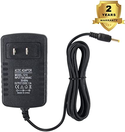 Power Supply AC-M1208UC AC Adapter for Sony BDP-S2500 Blu-Ray Disc Player
