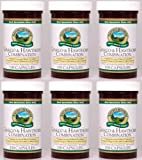 Naturessunshine Ginkgo & Hawthorn Combination Support Circulatory System 100 Capsules (Pack of 6)