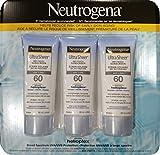 Neutrogena Ultra Sheer Dry-Touch Sunscreen SPF 60, 88ml