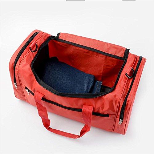 Sacs de voyage sacs à bandoulière en diagonale sac de voyage de grande capacité